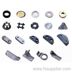 Steel, stainless steel Stamping