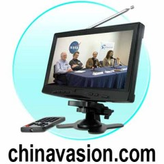 9 Inch Digital Television - ATSC Widescreen Digital LCD TV