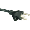 UL Power Cord with hook