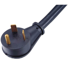 RV power cord with UL