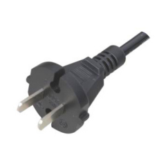 Electrical power plug CCC standard