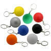 Round Stress Reliever Key Chain