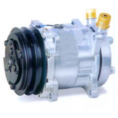 auto air-conditioning compressor