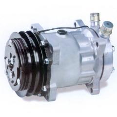 Displacement Compressors