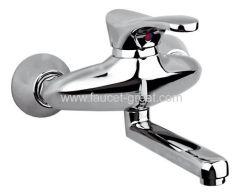 wall Mounted kitchen Sink Taps