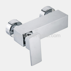 Square Mixer and Faucets