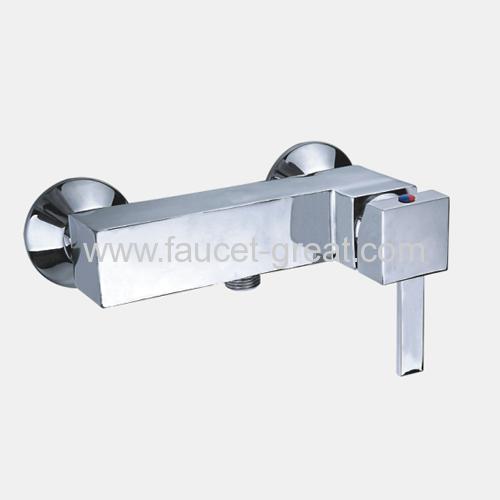 External Shower Faucets