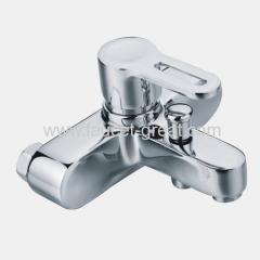 Bath Faucet With Good Chrome