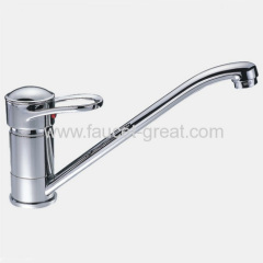 Single handle brass Kitchen Faucet