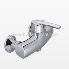 Shower Mixer Mounted In Good Quality
