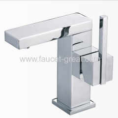 Single lever basin Tap