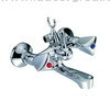 Wall Mount Two handle bath tub Faucets