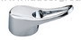 bathrub faucet lever