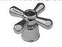 Zinc alloy Cross Handle