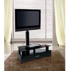 Motorized LCD stand