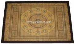 printing outdoor bamboo rug