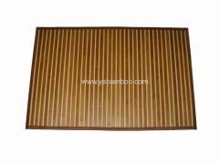 anji bamboo floor mats