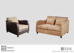 Sofa Set with plate back