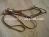 PU leash  harness