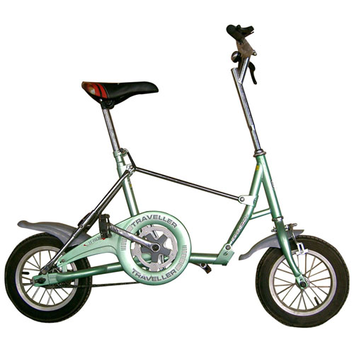 foldable bicycles