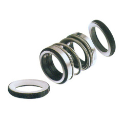 Low Thermal Expansion Double Mechanical Seal