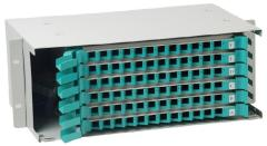 Rack Mounting Enclosure(72 fibers)