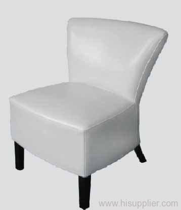 Chair with rest foot