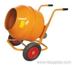 portative concrete mixers