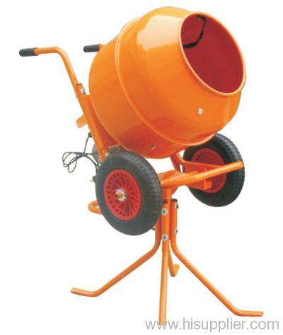 portable concrete mixers