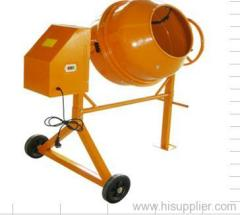 Easy Concrete Mixer