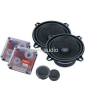 "Auto Stereo 5.25"" 2-way Component Speaker Systems With 250 Watts"
