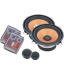 5.25inch Two-way Car Component Speakers With Crossover