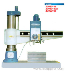 friction drilling machine