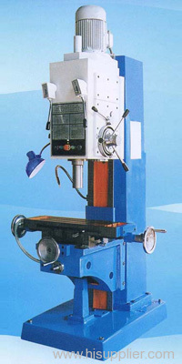 cylindrical vertical drilling machine