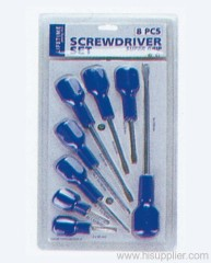 8pcs Screwdriver