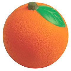 orange toy