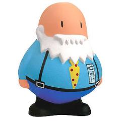 man shape toy