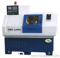 High Speed CNC Lathe Machine