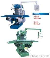 Ram-Type Universal Milling Machine