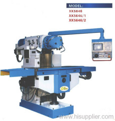 Ram type mill