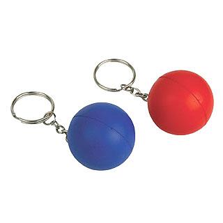 round ball key chain