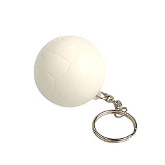 Volleyball Stress Reliever key chain toy