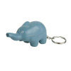 Elephant Stress Reliever key chain