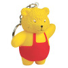 Bear Stress Reliever Key Chain