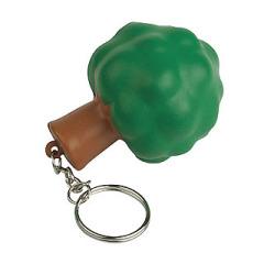 Tree Stress Reliever Key Chain