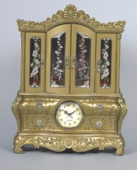 a Musical Jewelry Cabinet