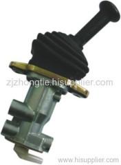 scania hand brake valve