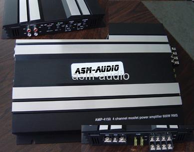 Car Mosfet Power Amplifier