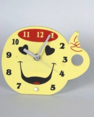 Cartoon Table Clock