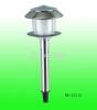Stainless Steel Solar Garden Lamp